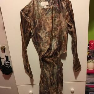 H&M artist Dress NWT